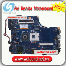 100% Working Laptop Motherboard for toshiba L500 K000080430 LA-4981P Series Mainboard,System Board