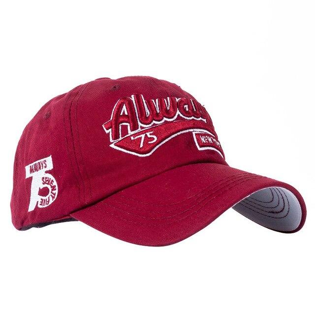 1b8c9f0890e Baseball Cap Men Dad Hat For Women Sports Brand Full Cap Bend Visor Autumn  And Winter Solid Color Male Bones Cap Baseball Hat