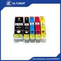 5 unids compatible cartucho de tinta t3351 t3361 t3362 t336 xp-630 t3364 para epson expression premium xp-530 expresión premium