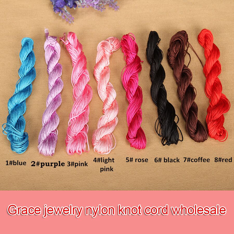 Popular Nylon Cord Thread Rattail-Buy Cheap Nylon Cord Thread ...