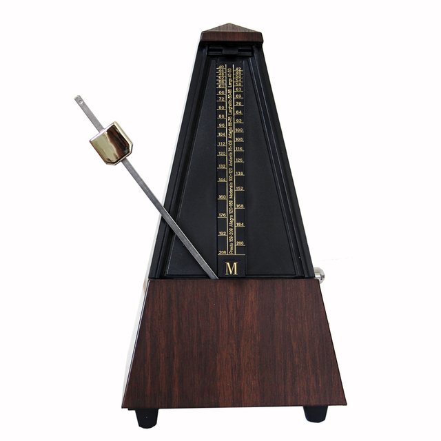 Classic Mechanical Pendulum Metronome