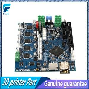 Image 5 - Placa base electrónica avanzada DuetWifi Duet 2, Wifi V1.04, 32bit, Paneldue, conexión, máquinas CNC, BLV, MGN Cube