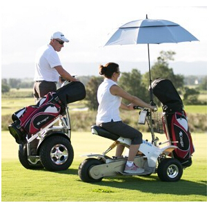 Golf Course Transport Cart Bluetooth Remote on