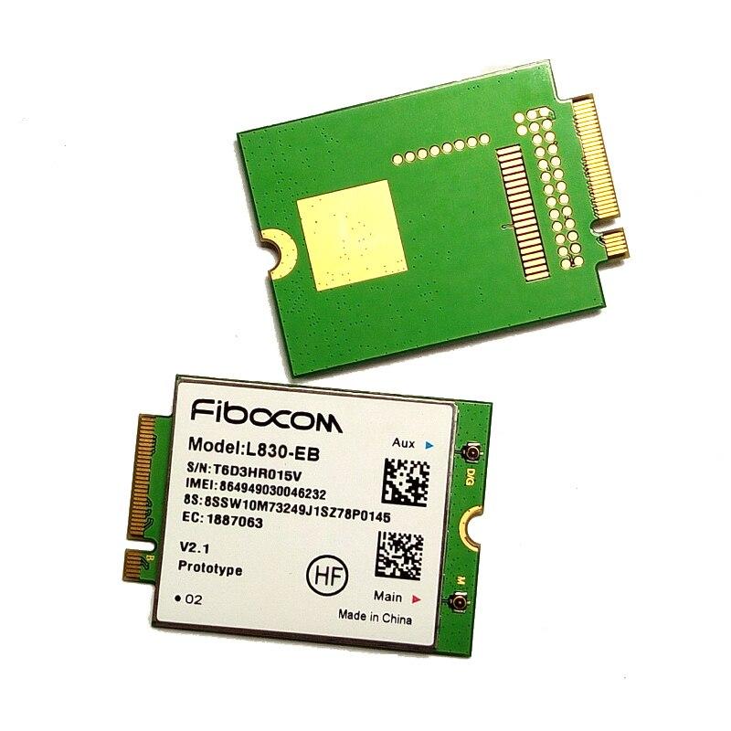 L830-eb 4g Wwan-karte Modem Für Thinkpad T480/thinkpad T480s X280/x380 Yoga/s1 4th Gen /thinkpad T580/l580/l480