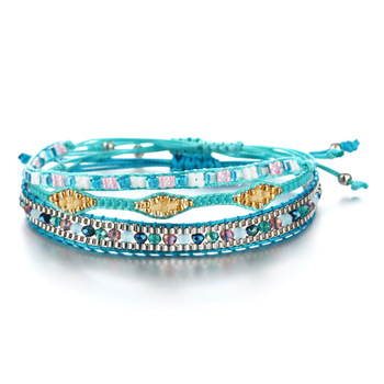 Friendship Braided Rope Bracelets