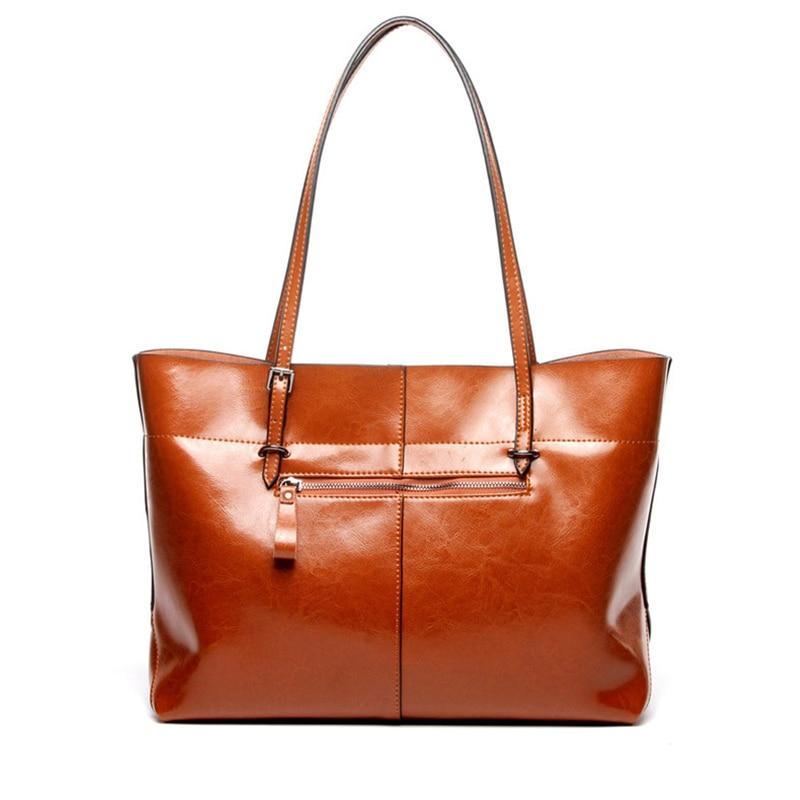 Bagaj ve Çantalar'ten Omuz Çantaları'de Kadın hakiki Deri Çanta moda Büyük Kapasiteli şeker Kadın Çapraz vücut omuzdan askili çanta casual kadın kargo seyahat çantaları'da  Grup 1