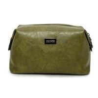 Cosmetic Bag Women High Quality Makeup Bag Vintage Multifunctional Travel Storage Bag Large Capacity Waterproof Wash