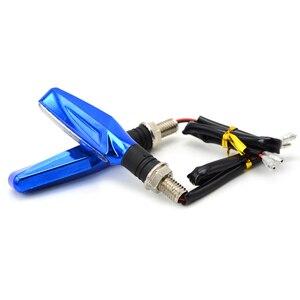 Image 5 - for bmw f650gs f700gs F800GT c600 sport c650 sportc650gtMotorcycle Turn Signal Light Flexible 12 LED Indicator Blinkers Flashers