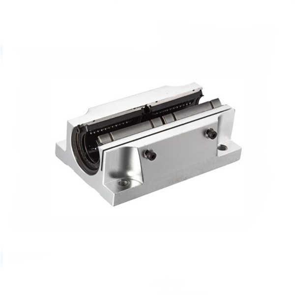 2PCS TBR16/16LUU TBR20/20LUU TBR25UU TBR30UU 16mm Linear BALL BEARING Support CNC Router สำหรับ 3D ชิ้นส่วนเครื่องพิมพ์ Linear RAIL