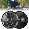 "7 ""Daymaker Reflector LED Faro Para Harley Davidson Street Glide Road King Electra Softail 1994-2015"
