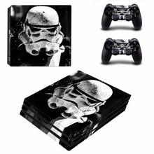 Chiến Tranh Giữa Các Vì Sao Decal Dán Da Dành Cho Playstaion 4 Pro Tay Cầm PS4 Da Dán 2 Chiếc Điều Khiển Da Cho PS4 Pro phụ Kiện
