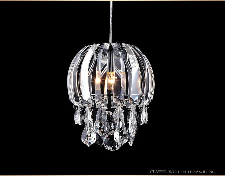 Modern Frame K9 Modern Lamp Pendant Lights Bedroom Pendente Lustres Pendente Para Sala 110-240V Restaurant Fixtures