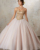 Vestidos de 15 años sweet 16 vestidos de debutante vestido cinderela inchado quinceanera vestidos ouro frisada vestido quinceanera