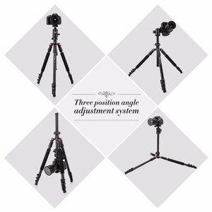 Image 5 - Zomei アルミカメラの三脚ボール雲台クイックリリースプレートで 63 インチプレート一三脚一眼レフ DV