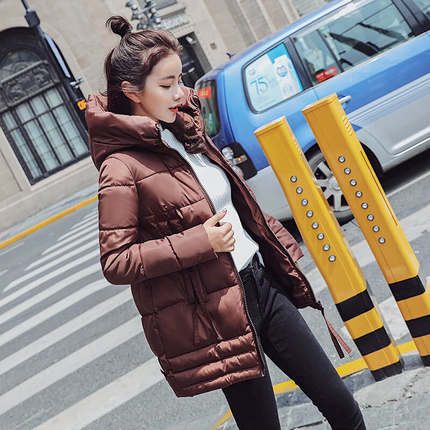 Womens Jacket Puffer Padded Bubble Faux Fur Collar Quilted Zip Warm Winter Coat