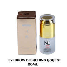 Microblading Eyebrow Tattoo Bleaching Agent Timely Correction Fluid Clear Dissolution Permanent Makeup Supplies
