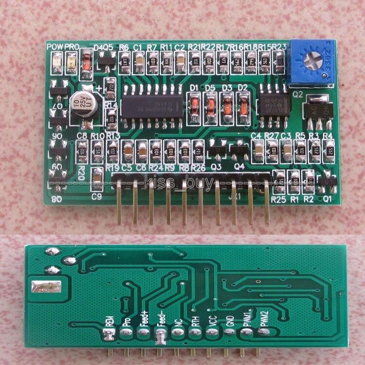 tl494 ka7500 dc 9v 25v driver board dc  dc converter