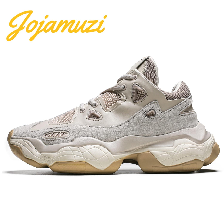 azul Respirável Vintage Casuais Do 2019 Tênis Zapatillas Sapatos Luz Homens De Bege Tenis Camurça Masculino Hombre Pai Ins 0qT4w
