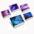 """Новый стиль звездное небо наклейки ноутбук notbook кожи case11 """"13"""" 13.3 """"15.6"""" 15 """"для macbook air/acer/lenovo"""