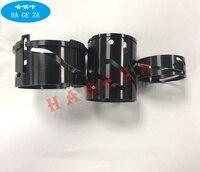 Conjunto de 3 peças 100% novo original para nikon 24-120 anel de zoom 24-120mm anel de reparação de substituição da lente