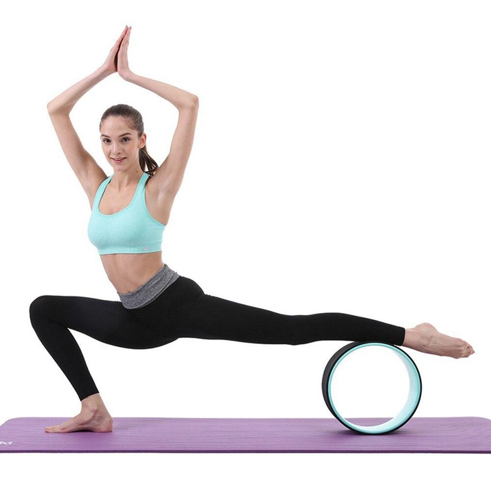 High Quality yoga wheel