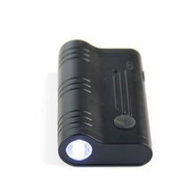 Digital Voice Recorder Small LED Flash Light Activated Recording & Schedule Within 5 Meters