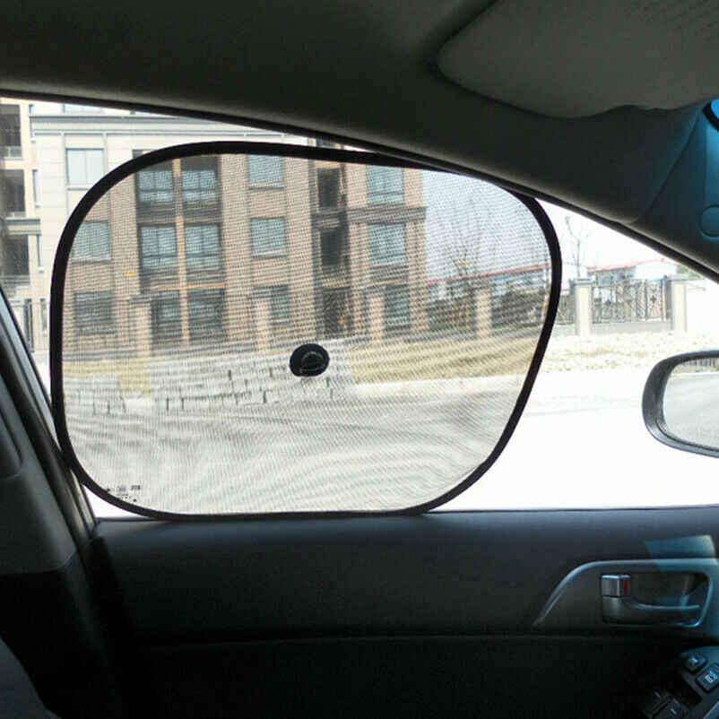 ใหม่มาถึง 2 เด็กทารกรถที่นั่งด้านข้างตาข่าย Sun Shade
