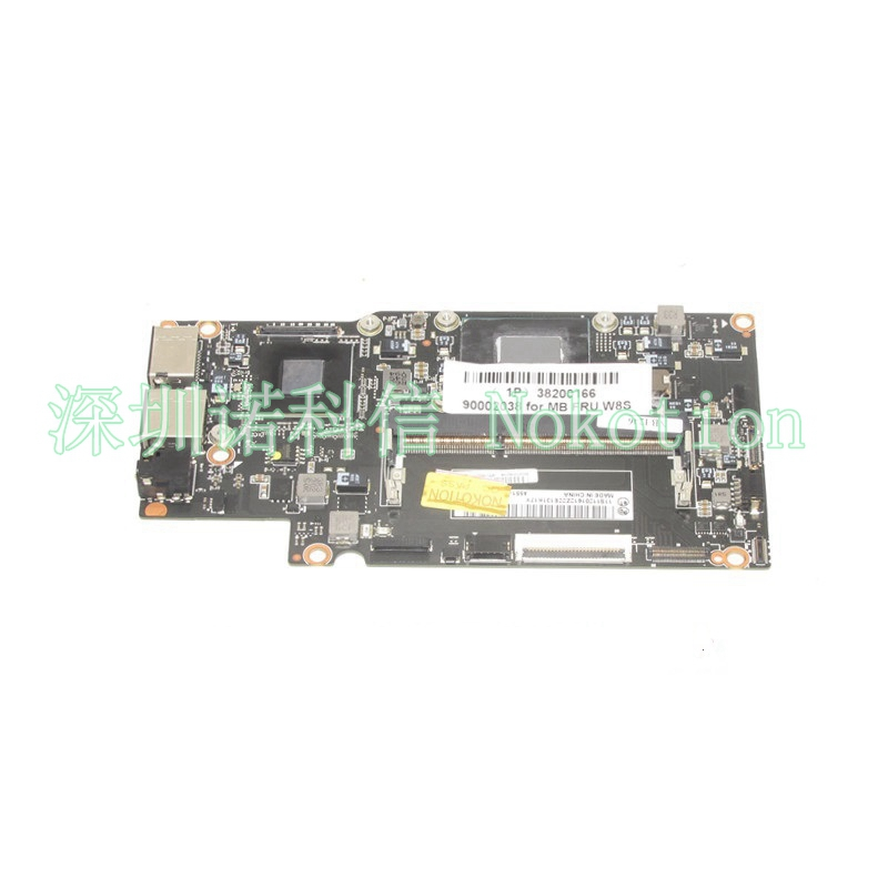 NOKOTION 11S11201612 mère d'ordinateur portable Pour Lenovo Yoga 13 MB Panasonic avec SR0XL I5-3337U CPU à bord DDR3 carte mère Fonctionne