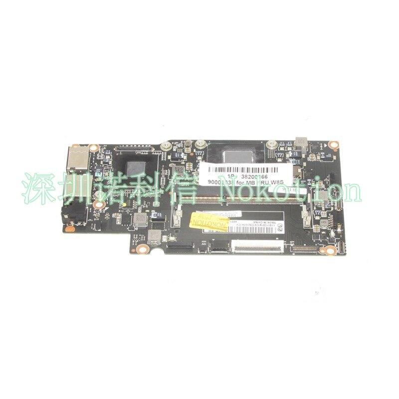 NOKOTION 11s11201612 материнская плата для ноутбука для Lenovo Йога 13 МБ Panasonic с sr0xl i5 3337U Процессор на борту DDR3 плата работает