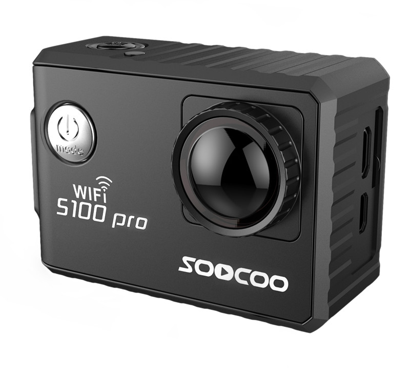 [Genuine] SOOCOO S100 Pro 4K 24fps 2K 30fps Wifi Touch Screen Action Camera 1080P Full HD Gyro Waterproof Outdoor Mini Sport Cam soocoo s100 pro 4k wifi action video camera 2 0 touch screen voice control remote gyro waterproof 30m 1080p full hd sport dv