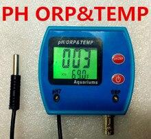Chegada nova big screen 3 em 1 Multi-parâmetro de Acidez PH Qualidade Da Água Tester TEMP temperatura Potencial Redox ORP medidor de monitor de