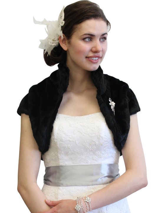 Online Get Cheap Black Fur Bolero -Aliexpress.com | Alibaba Group