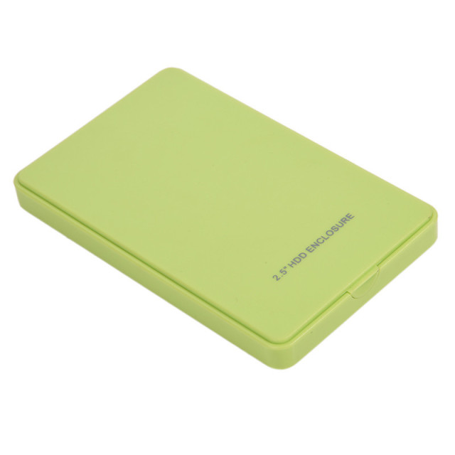 2.5inch Hd Externo Sata To Usb Case External Hard Drive Enclosure Hard Drives Enclosures Sata Usb Hdd Box Usb Sata Plastic yusb