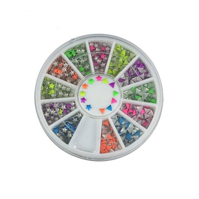 Elite99 Glänzende Nagel Strass 2mm Alle Spiel Nail art Werkzeuge Strass Dekoration Für Nagel Gel Polnisch DIY Zubehör
