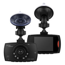 цена на Night Vision HD 2.4'' LCD Dash Cam Car DVR Camera Vehicle Video Camcorder G-Sensor with TF Card 1080P Infrared Traffic Recorder