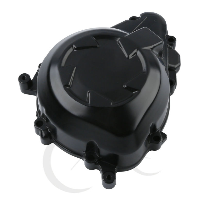Motorbike Black Engine Crankcase Stator Cover For Kawasaki Z1000 2010 2013 14 15 1000 ABS 2012