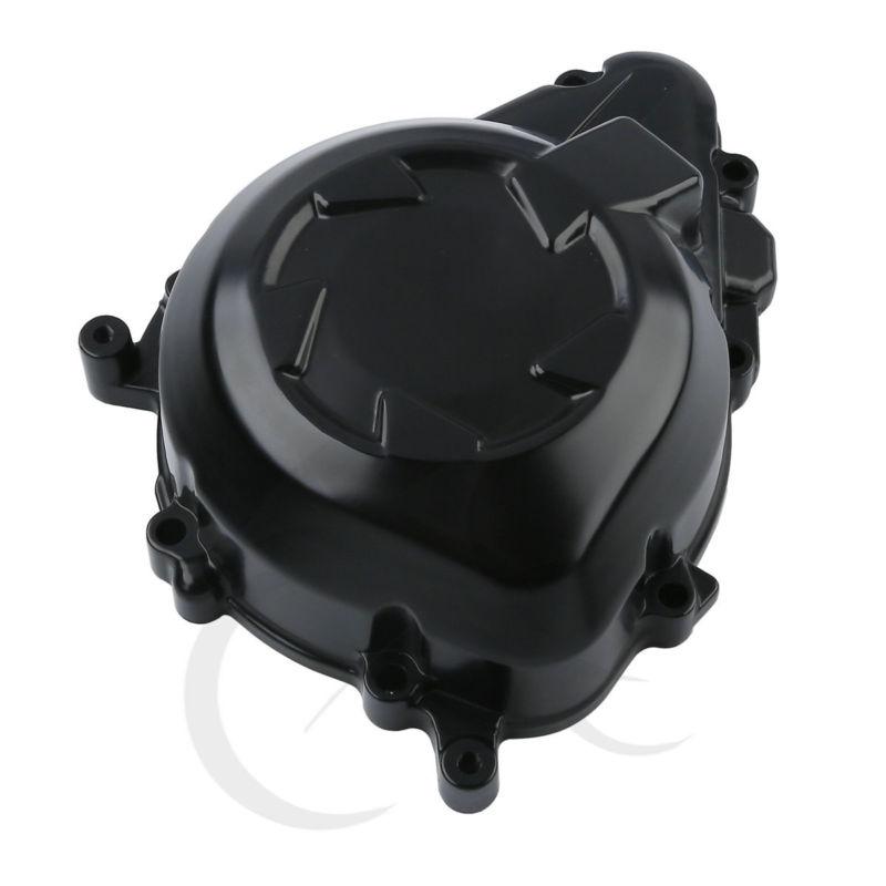 Черный Мотоцикл Двигатель Статора Крышки Картера Для Кавасаки Z1000 2011-2016 14 15