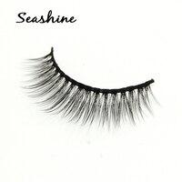 False Eyelashes Natural Long 3d Faux Mink Lashes Strip Eyelash Extensions False Fake lash Makeup tools free shipping