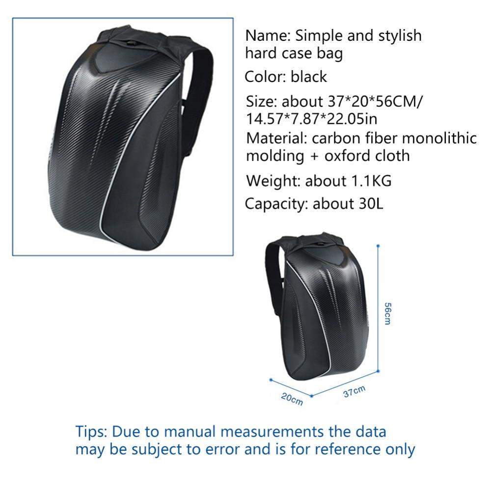 LC0144700-Sac à dos de Moto étanche