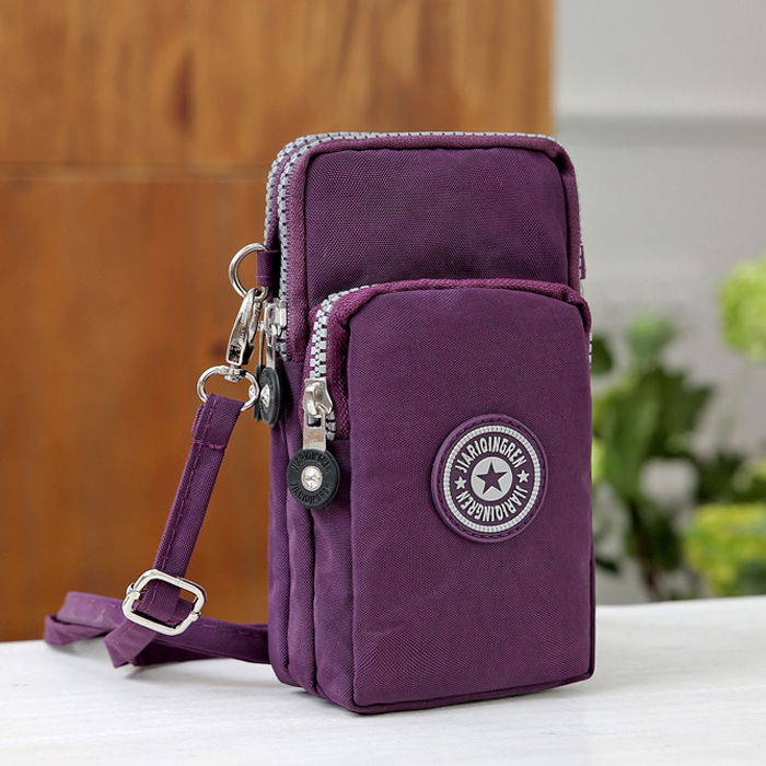 HTB11UH teOSBuNjy0Fdq6zDnVXaz - Small Shoulder Bags High quality Female nylon phone Bags mini Women Messenger Bags Women Clutch New