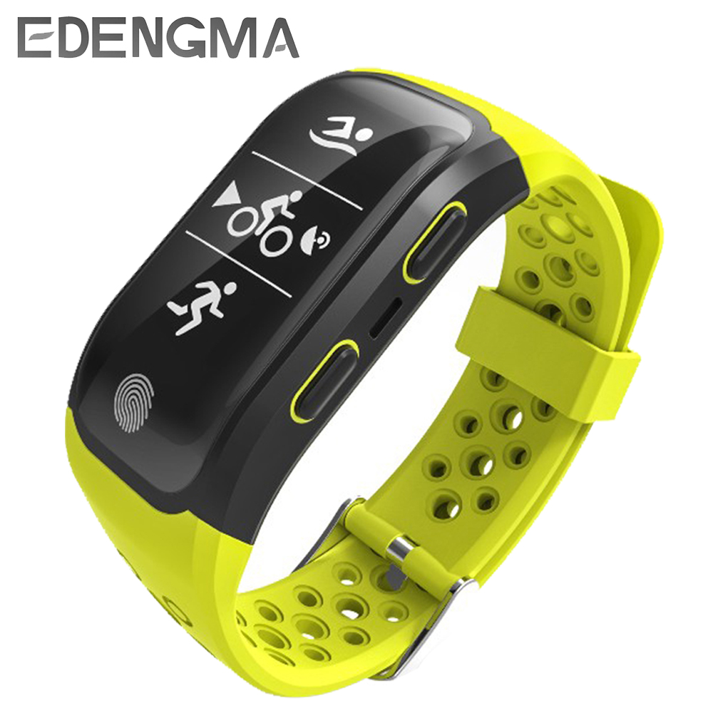 Smart Wristband S908 Support Professional GPS IP68 Waterproof Sports Wristband Multiple sports Heart Rate Monitor Call Reminder цена