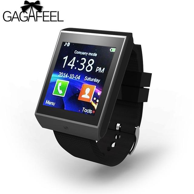 Negro bluetooth relojes inteligentes hombres mujeres deporte musical para samsung smart watch para apple iphone teléfono android smartwatch