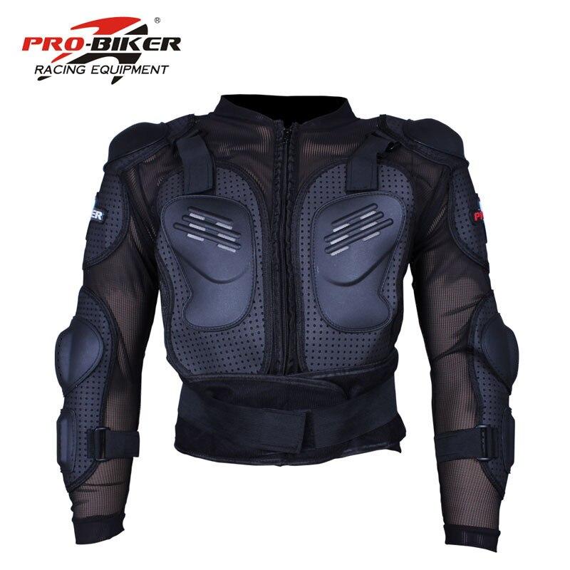 PRO BIKER Motorrad Off Road MTB Schutzhülle Rüstung Armour Fahrrad Volle Körper Rüstung Motocross Roller Jacke Schutz Getriebe
