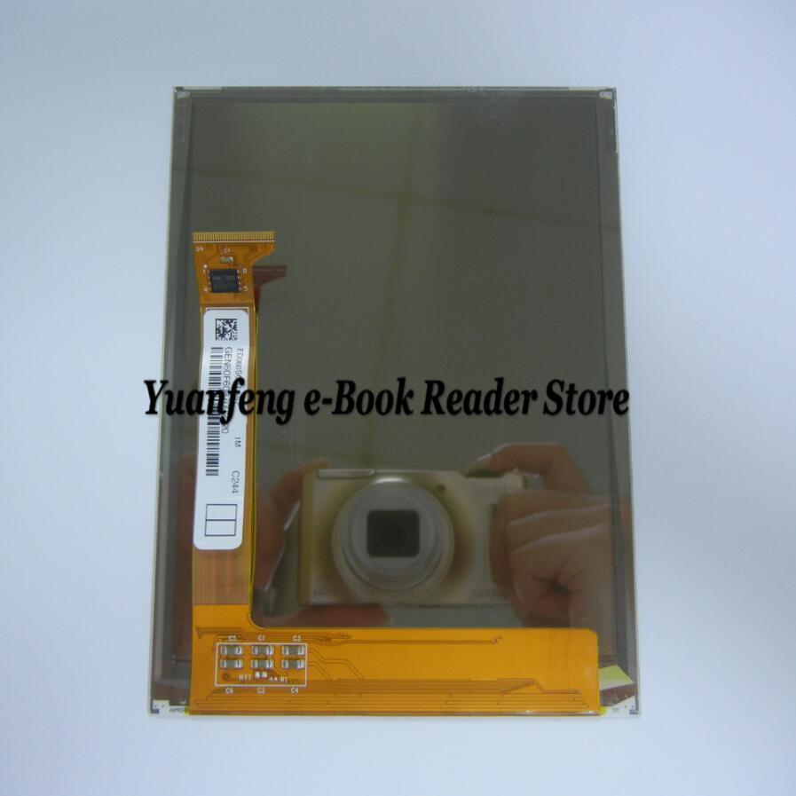 6 ED060SCP para kindle kindle 6 k6 WP63GW e tinta-Display LCD de tela para o leitor de ebook 6 polegada 800*600