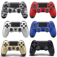 Quality Wireless Bluetooth Gamepad for Sony Playstation 4 PS4 Dualshock Joystick