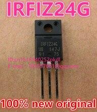 100% новый импортированный первоначально IRFIZ24GPBF IRFIZ24 IRFIZ24G К-220 полевой транзистор
