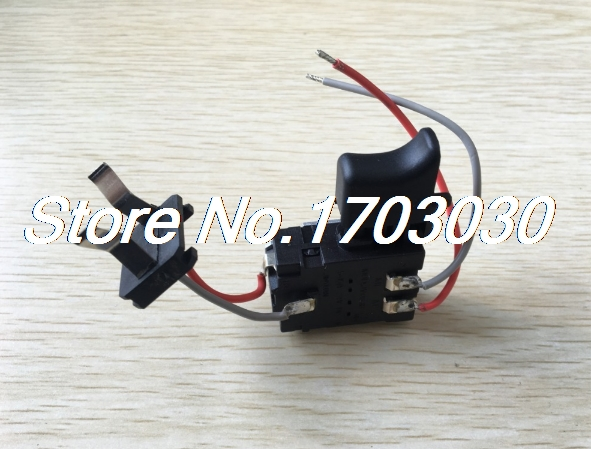 24VDC 5 15A Momentary Actuator Electric Tool Switch