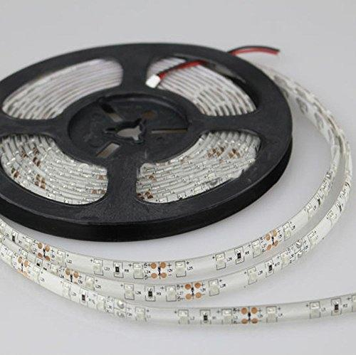 AKDSteel 5M 300LEDs DC 12V 5050 RGB 300 LED Strip Tape Light IP65 Waterproof strip light New Style