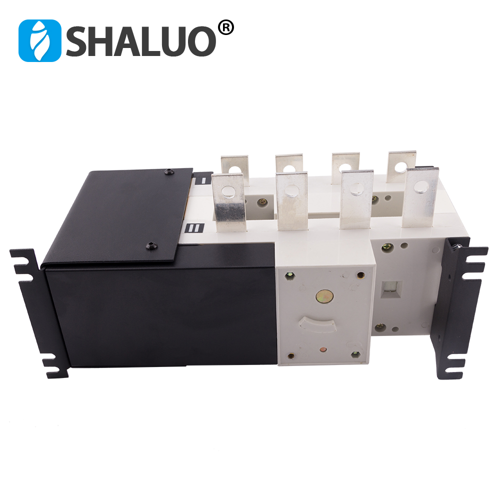 Image 5 - 250A 300A 4P ATS controller dual power automatic transfer switch parts 220V 380V electric diesel generator panel board 3phasecabinet switchswitch switchswitch cabinet -