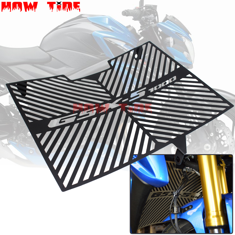 Motorcycle Accessories Radiator Grille Grills Guard Cover Protector for SUZUKI GSX-S1000/F GSX-S1000 GSX-S1000F 2015 2016 2017Motorcycle Accessories Radiator Grille Grills Guard Cover Protector for SUZUKI GSX-S1000/F GSX-S1000 GSX-S1000F 2015 2016 2017